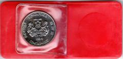1984 Year Of Rat $10 Zodac Coin