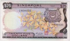 Singapore Orchid Series $25 830225